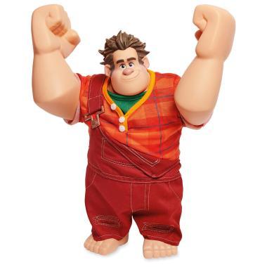 Говорящая игрушка Ральф против интернета Disney Store