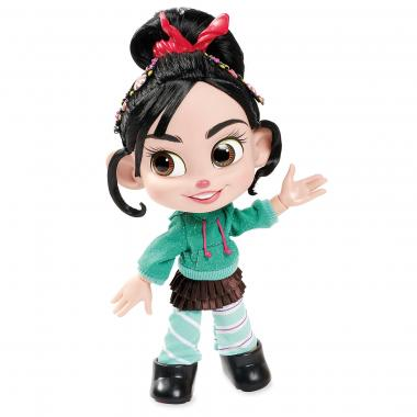 Говорящая кукла Ванилопа 31 см Ральф против интернета Disney
