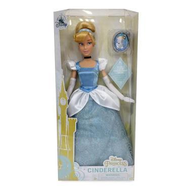 Кукла Золушка с кулоном шарнирная Disney 30 см