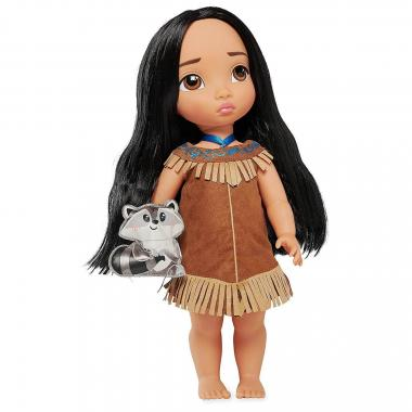 Кукла Покахонтас в детстве 41 см Disney Store Animators