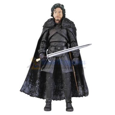 Коллекционная Фигурка Джона Сноу 15 см с мечом Game of Thrones Funko