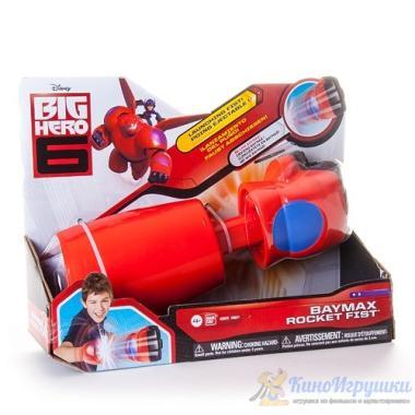 Игрушка Боевой Ракетный Кулак Бэймакса Big Hero 6