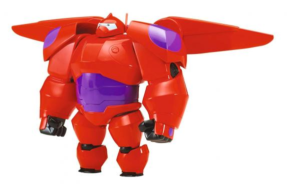 Игрушка Бэймакс с Комплектом Брони Город Героев Disney