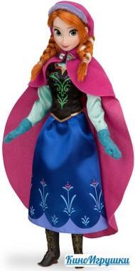 Кукла Анна Холодное сердце Дисней 2013 года