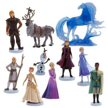 Набор фигурок Холодное сердце 2 Дэлюкс 10 шт Disney
