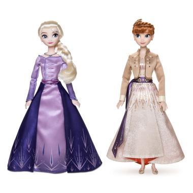 Набор кукол Анна и Эльза Холодное сердце 2 Disney