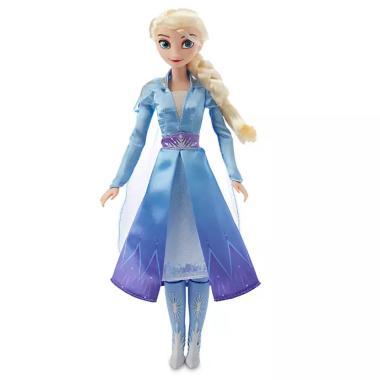 Поющая кукла Эльза Холодное Сердце 2 Disney