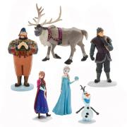 Набор фигурок 6 штук Холодное сердце Frozen Disney Store