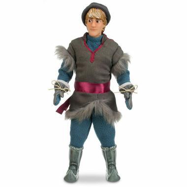 Кукла Кристофф Холодное сердце 1 выпуск Disney Store