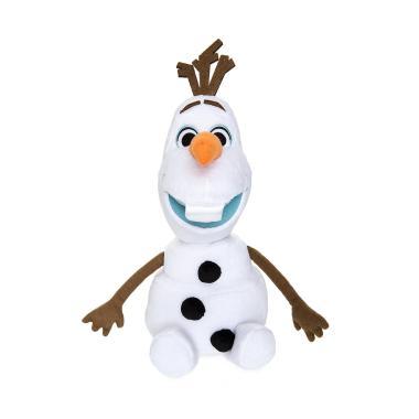 Мягкая игрушка снеговик Олаф Холодное Сердце Дисней 36 см