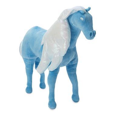 Плюшевый конь Нокк 40 см Холодное Сердце 2