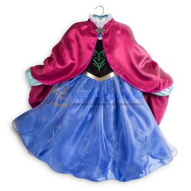 Костюм Принцессы Анны Холодное сердце Disney Store