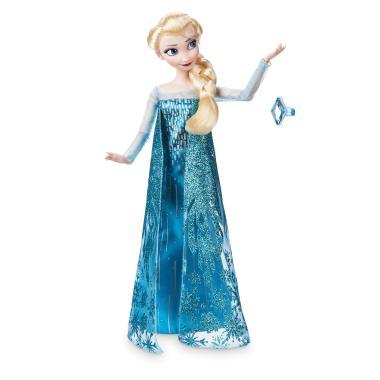 Кукла Эльза Холодное сердце с кольцом 30 см шарнирная Disney Store