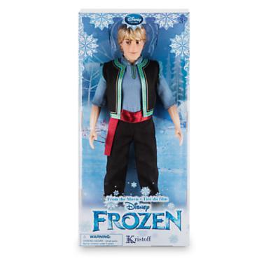 Кукла Кристофф Холодное сердце Классик 2016 Disney Store