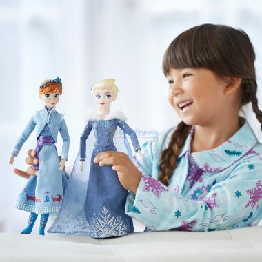 Набор кукол Анна и Эльза 30 см Холодное сердце Приключения Олафа Disney Store