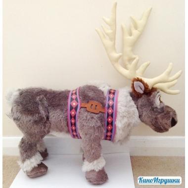 Олень Свен мягкая игрушка Холодное сердце 40 см Disney Store