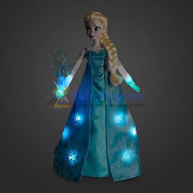 Поющая Эльза Холодное сердце 40 см DisneyStore 2016