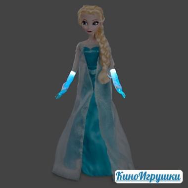 Поющая кукла Эльза Холодное сердце 41 см от Дисней