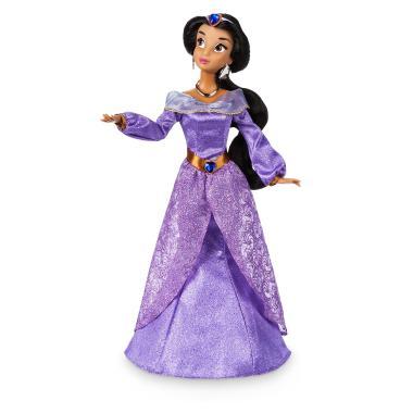 Поющая кукла Принцесса Жасмин Disney Store 2018