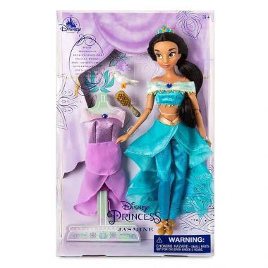 Кукла Балерина Жасмин 30 см Disney со сменным нарядом