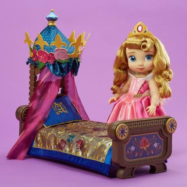 Кроватка Принцессы Авроры Дисней Аниматор