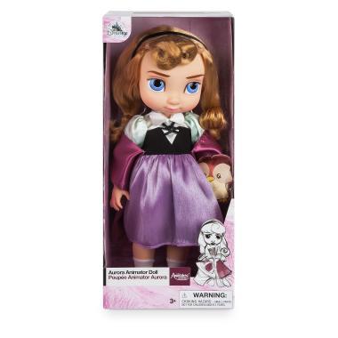 Кукла малышка Аврора в детстве Disney Animators 41 см