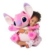 Большая плюшевая Ангел подруга Стича розовая 56 см Лило и Стич Disney Store