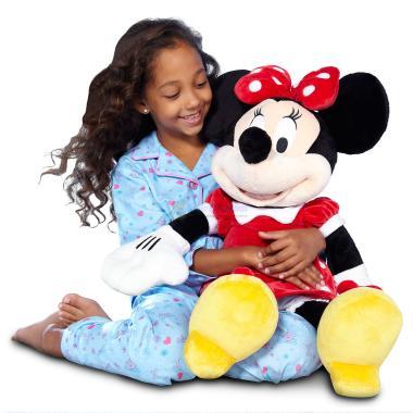 Большая плюшевая Минни Маус игрушка 69 см Disney Store