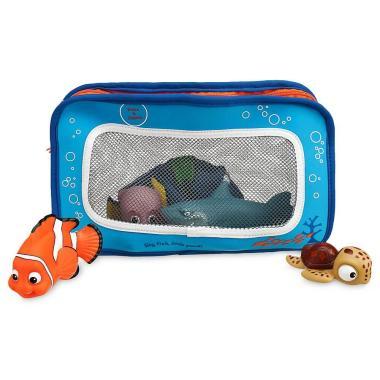 Набор игрушек для ванной В поисках Немо 5 шт