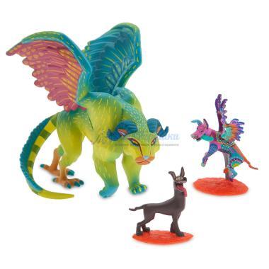 Игровой набор фигурок Тайна Коко 9 шт ДэЛюкс Disney Store