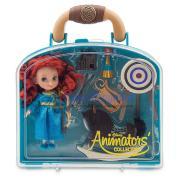 Игровой набор Кукла Мерида Храбрая сердцем Mini Animators Disney