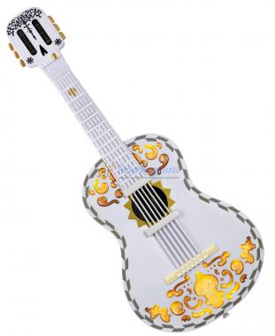Интерактивная гитара Мигеля Ривера Тайна Коко Дисней Mattel