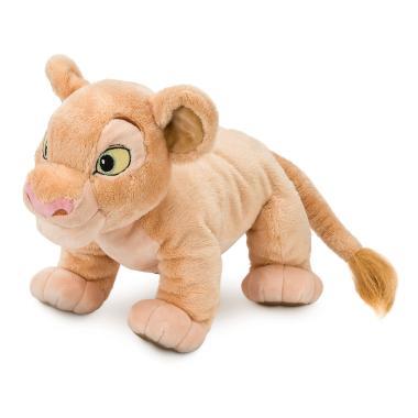 Плюшевая Нала Король Лев игрушка 28 см