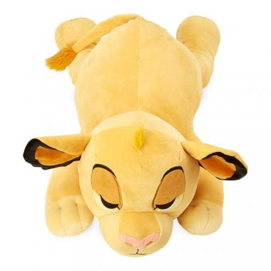 Плюшевый Симба Король Лев игрушка подушка для сна 64 см