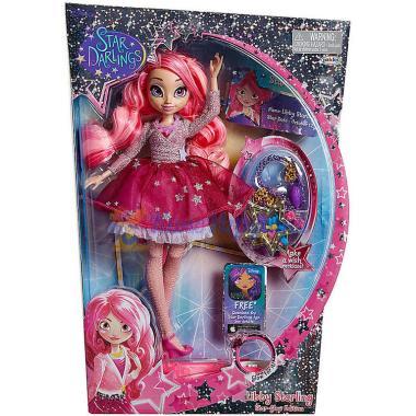 Кукла Либби Старлинг Star Darling Disney с подсветкой