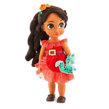 Кукла малышка Елена из Авалора в детстве 41 см Disney Store Animators