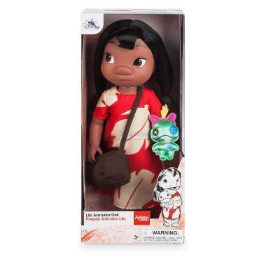 Кукла малышка Лило из Лило и Стич 41 см Disney Store Animators