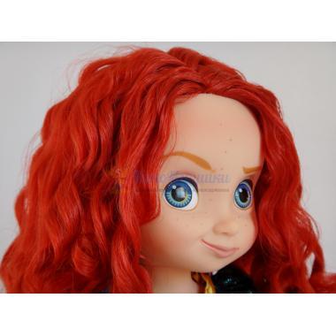 Кукла Мерида в детстве Храбрая сердцем 41 см Disney Animators 2017