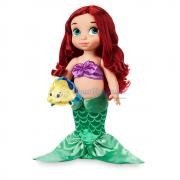 Кукла Русалочка Ариэль в детстве 41 см Disney Store Animators