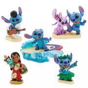 Набор фигурок Лило и Стич 6 персонажей Disney Store