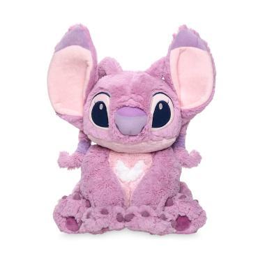 Плюшевая игрушка Ангел розовый Стич 41 см Лило и Стич Disney Store