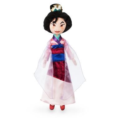 Плюшевая кукла Мулан 51 см Disney Store