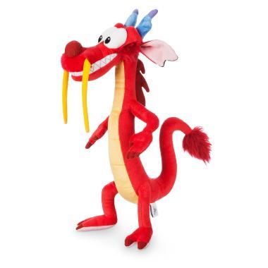 Дракон Мушу мягкая игрушка Мулан Disney 38 см