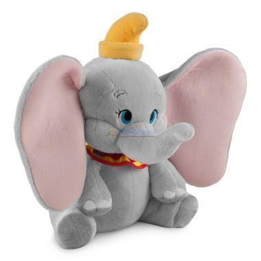 Мягкая игрушка слоненок Дамбо Disney Store 36 см