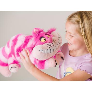 Плюшевая игрушка Чеширский кот из Алисы 31 см Disney Store