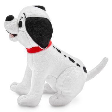 Плюшевая игрушка Лакки 101 далматинец Disney Store Мини Бин Бэг