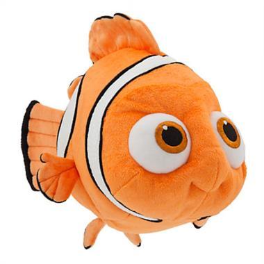 Плюшевая игрушка Немо 38 см В поисках Дори Disney Store