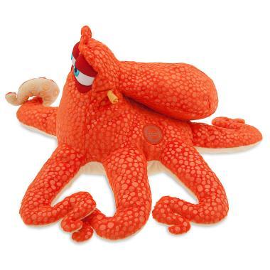 Плюшевая игрушка осьминог Хенк В поисках Дори 43 см Disney Store