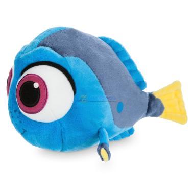 Плюшевая игрушка рыбка Дори в детстве 21 см Disney Store