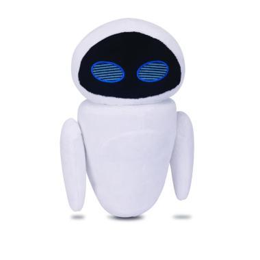Плюшевая игрушка робот Ева 26 см из мультфильма Валл-И THINKWAY